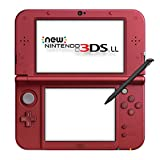 Nintendo 3ds Xl Best Deals - Newニンテンドー3DS LL メタリックレッド