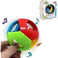 Baby Rattle Hand ShakerベルボールおもちゃGrabsトレーニングHandbells