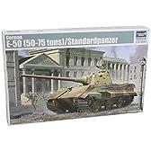 """トランペッター 1/35 ドイツ軍 E-50中戦車 """"パンターII"""""""