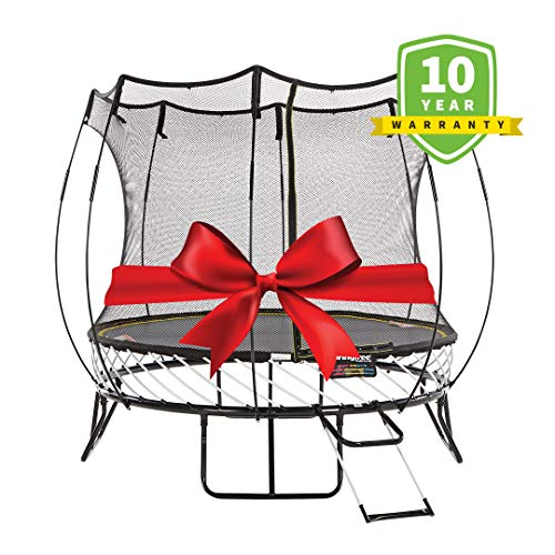 Springfree Compact Round Trampoline (2.4M) + Free Hoop & Shipping