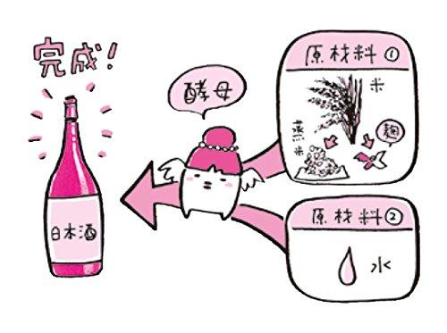はじめての日本酒 まんが&図解でわかる(仮)...