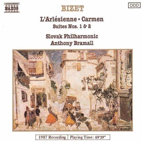 Carmen Suite No. 1 (use): I. Aragonaise