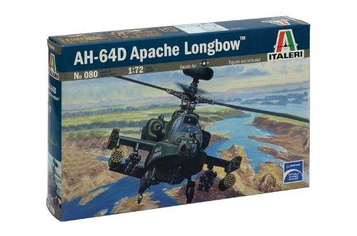 イタレリ 080 1/72 AH-64 D ロングボウアパッチ