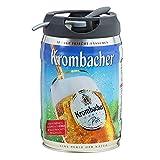 ドイツ直輸入 クロンバッハー樽生 5リットル ドラフト ケグ クロンバッハ クロムバッハ ビール サーバー 輸入ビール