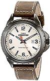 TIMEX タイメックス エクスペディション ラギッドフィールド T49909 メンズ腕時計 レザー 革 ベルト アウトドア
