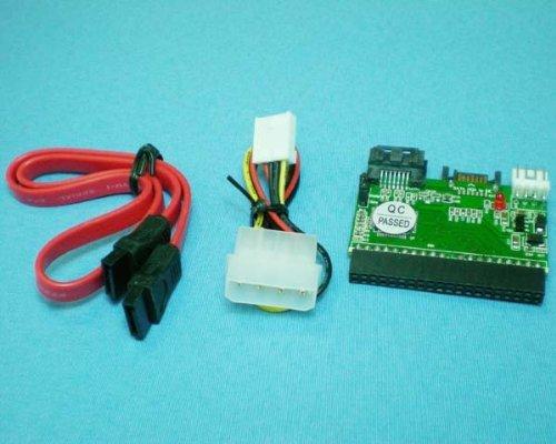 114-2系統SATAシリアルATA から 3.5インチHDD用IDE40pin