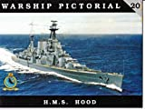 Warship Pictorial No. 20 - H.M.S. Hood Battle Cruiser