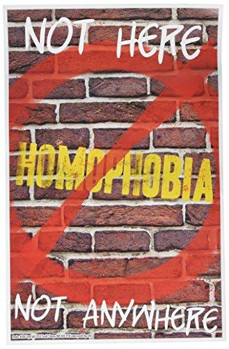 ユース変更停止Homophobia Builds安全性、多様性の公差、Acceptanceのポスター(ポスター# 528?)