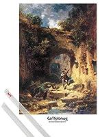 ポスター: Carl Spitzwegポスター–The Dragonslayer (36x 24インチ) BU033904