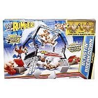 WWE Rumblers Blastin' Breakdown Playset (Age: 3 years and up)