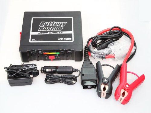 NEWING [ ニューイング ] バッテリーレスキュー [ リチウムイオン搭載ジャンプスターター ] 大容量 [ 品番 ] BR-003