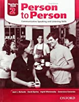 Person to Person 2 Teacher's Book