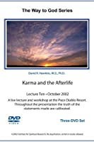 Karma and the Afterlife-October 2002 DVD [並行輸入品]