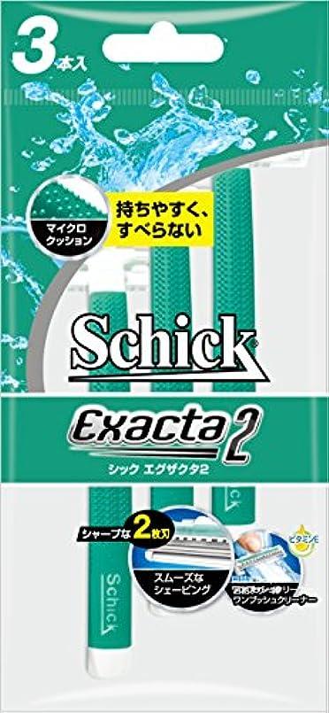 色合い電極誘発するシック エグザクタ2 (3本入)