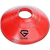 GronG(グロング) マーカーコーン ディスクコーン サッカー 10枚セット 50枚セット