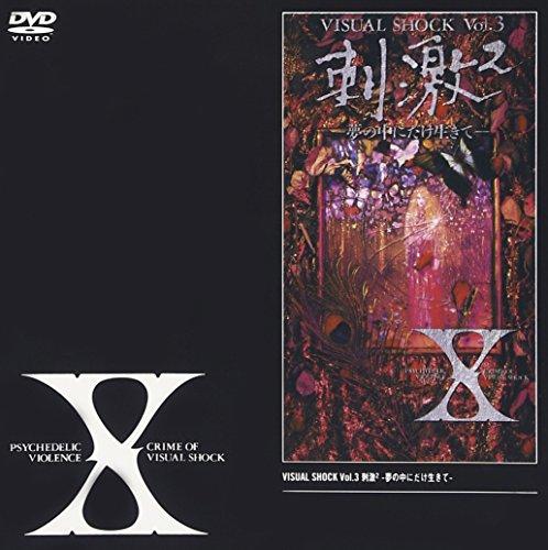 VISUAL SHOCK Vol.3 刺激 〜夢の中にだけ生きて〜 [DVD]