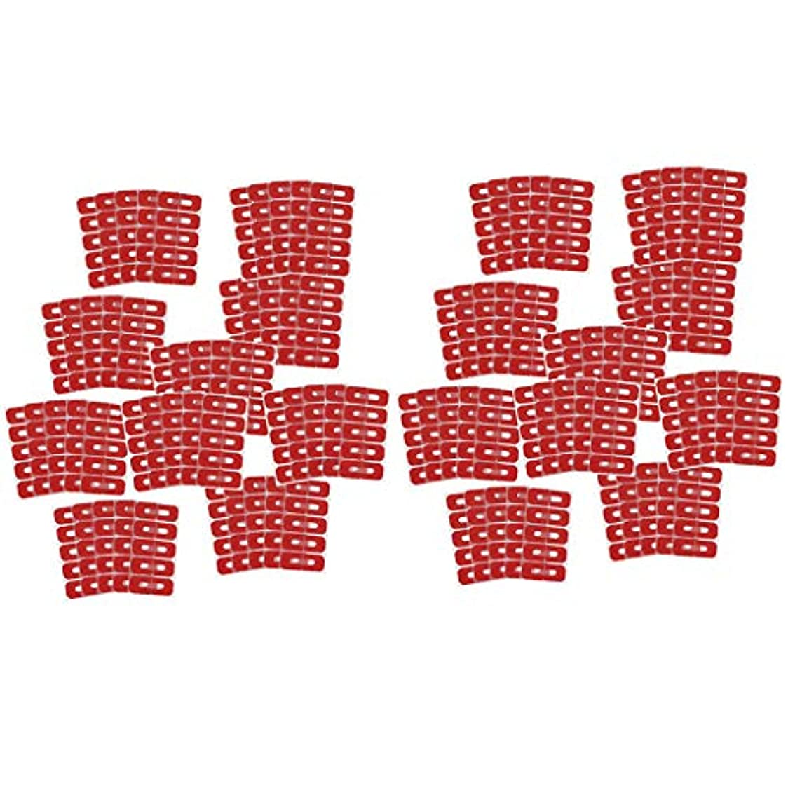 クリスマス無許可モナリザToygogo ネイルカバー ステッカー ネイルポリッシュ こぼれ防止 マニキュア ネイルケア