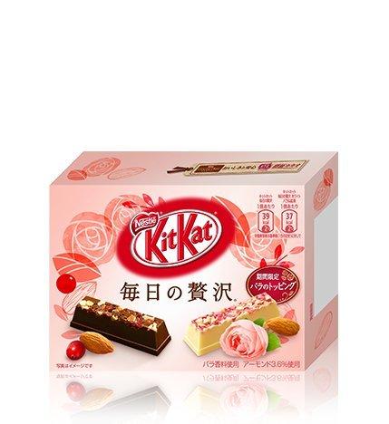 ネスレ日本 キットカット 毎日の贅沢 スペシャルアソート Edition2 6個×6箱