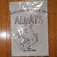 チャングンソク【ZIKZIN CAFE&DINING】《ENDLESS SUMMER 2016》ランチョンマット&コースターセット