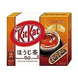 【販路限定品】ネスレ日本 キットカットミニ ほうじ茶 3枚×10箱