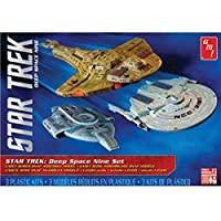 1 2500 Star Trek Cadet Deep Space 9-3 Ship Set [並行輸入品]