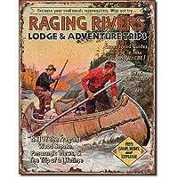 Raging Rivers Trips・ヌ・」・ケ・ネ・・ケ・ネ・・ネ・愠モ・ニゥ`・ク・ニ・」・オ・、・IN SIGN 7.8X11.8 INCH