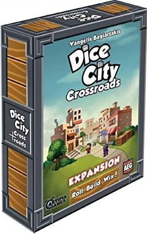 Dice ダイス City シティー Crossroads [並行輸入品]