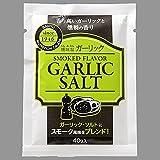 燻味塩(ガーリック)/40g TOMIZ/cuoca(富澤商店) 塩 その他の塩