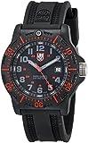 Luminox Luminox 8815 Navy Seal 20e anniversaire Seal 8815 Noir / Rouge Dial Hommes Nouveau Bracelet Montre Evo