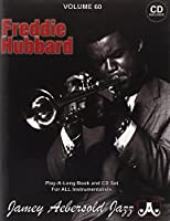 Vol. 60, Freddie Hubbard (Book & CD Set) by Jamey Aebersold Play-A-Long Series (2000-06-27)