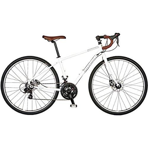 RITEWAY(ライトウェイ) ツーリングロードバイク ソノマアドベンチャー セツゲンホワイト 500mm