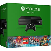 Xbox One Cnsl/Only 3p Lego-Movie En/Fr/Es Us Only