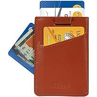 Minimalist Wallet RFID Blocking Sleeves Credit Card Holder Front Pocket Wallet