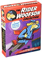 The Rider Woofson Collection: The Case of the Missing Tiger's Eye; Something Smells Fishy; Undercover in the Bow-Wow Club; Ghosts and Goblins and Ninja, Oh My!