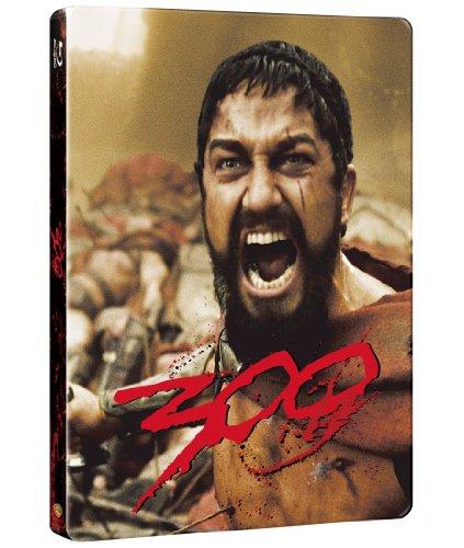 【数量限定生産】300 <スリーハンドレッド> コンプリート・エクスペリエンス ブルーレイ版スチールブック仕様 [Blu-ray]の詳細を見る