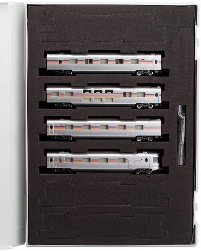 TOMIX Nゲージ 92409 E26系 (寝台特急カシオペア) 増結セットA