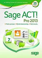 Sage ACT! Pro 2013 [並行輸入品]