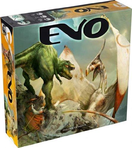 エヴォ:進化の掟(EVO)