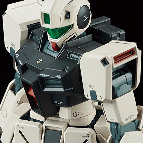 MG 機動戦士ガンダム0080 ポケットの中の戦争 ジム・コマンド(コロニー戦仕様) 1/100スケール 色分け済みプラモデル