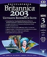 Encyclopedia Britannica 2003 Ultimate Reference Suite [並行輸入品]