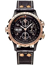 [ハミルトン]HAMILTON 腕時計 KHAKI AVIATION X-WIND H77676733 メンズ [正規輸入品]