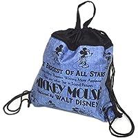 Disney(ディズニー) ナップサック 巾着 トート プールバッグ pz-bry16 ミッキー