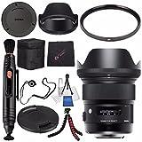 Sigma 24mm f / 1.4DG HSM Artレンズfor Canon EF # 401101+レンズペンクリーナー+マイクロファイバークリーニングクロス+レンズCap..