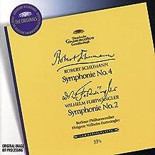 Schumann: Symphony No.4 / Furtwangler: Symphony No.2