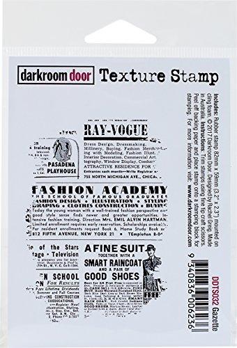 Darkroom Door DDTS032 Gazette ...