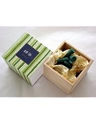 かゆらぎ 緑茶(りょくちゃ) コーン型