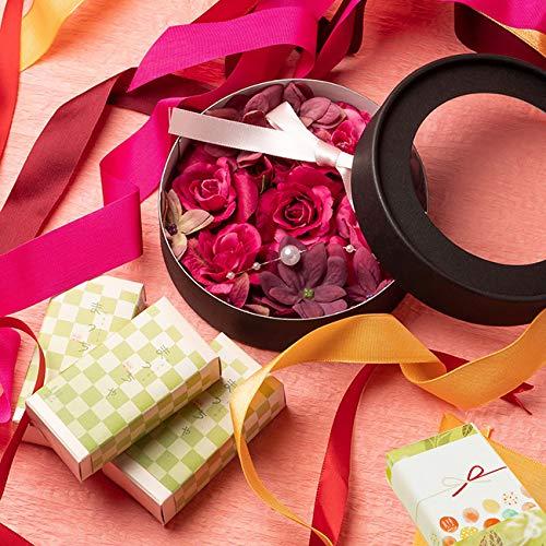 バレンタインデー Valentine チョコレート 和菓子 高級 お取り寄せ ギフト 誕生日 詰め合わせ プレゼント 御礼 プチギフト アーティフィシャルフラワー 抹茶和 ショコラ