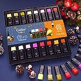 ガレー Galler ミニバーギフトボックス 24本入 (1箱(クリスマス限定パッケージ))