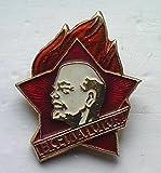 ソ連ソ連ロシア常に準備パイオニアレーニン共産ピンバッジCCCP
