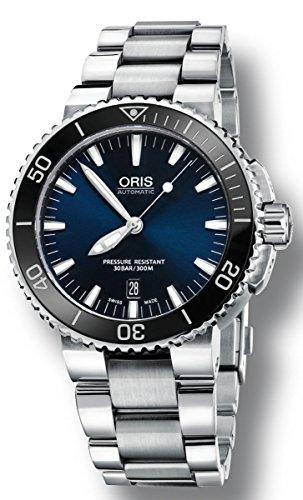 ORIS(オリス) 腕時計 アクイス ダイバーズ デイト 機...
